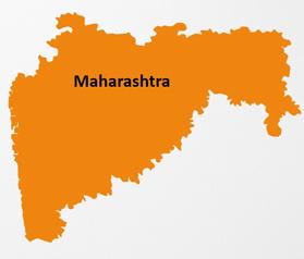 mhcet maharashtra logo map